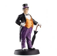 DC Super Hero Collection: Penguin Figurine with Character Booklet